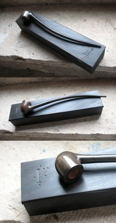 Gandalf's pipe with case by HouseOfLostPlay on DeviantArt