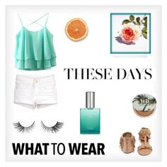 Simple life by mex2 on Polyvore featuring polyvore, Qupid, Urban Decay, fashion, style and clothing