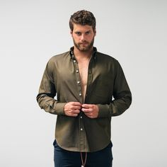 The WSw Everyday Shirt has soul! Soft and textured in garment washed Japanese Denim, the Everyday Shirt deconstructs the heralded button down shirt equipping you with a relaxed, yet tailored fit. The perfect transition from urban living to bonfire. The WSw Everyday Shirt is the definition of a winter essential.