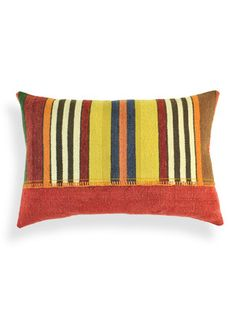 Mal Pillow by Found Object on Gilt Home