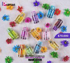 Combina 2 Solinotes para obtener una mezcla única a tu medida! #solinotes #parfums #perfumes