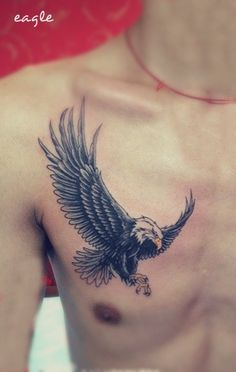 http://tattoomagz.com/awesome-eagle-tattoos-design/simple-eagle-tattoo/