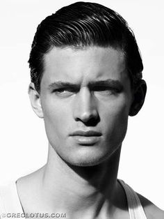 Garrett Neff for # OUT Magazine by @Greg Lotus hair @duber osorio  #Hair #Men #Fashion #Style