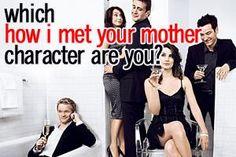How I Met Your Mother - Personality Quiz