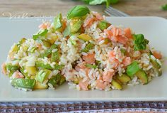 The Clean Eating Diet To Lose Weight And Feel Healthier Risotto Recipes, Salad Recipes, Clean Eating, Healthy Eating, Comida Latina, Cooking Recipes, Healthy Recipes, Slow Food, Light Recipes