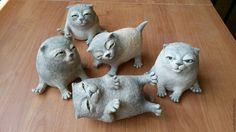 Купить Коты и кошки - чёрно-белый, коты и кошки, милый подарок, необычный, кот