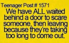 Yeah did this yesterday to my brother and was almost late to school because of it
