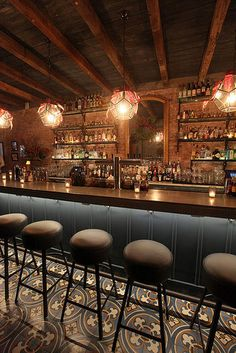 Decor restaurant and french on pinterest for Interior designs new orleans