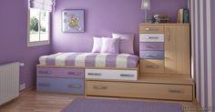 Fotos com ideias fantásticas para transformar pequenos quartos