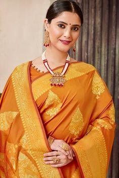 South Silk Sarees, Silk Sarees With Price, Kanjivaram Sarees, Indian Heritage, Wedding Sutra, Designer Sarees, Beautiful Saree, Saree Blouse Designs, Saree Wedding