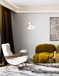 Relaxliege Wohnzimmer | Moderne Relaxliegen Wohnzimmer Modern Einrichten Entspannungsecke