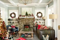 Happy Holidays from all of us at HGTV!