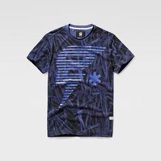 3f1cacbc59 Gido Short Sleeve T-shirt. Raw Clothing