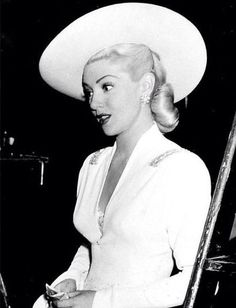 Lana Turner was born on February 8, 1921 in Wallace, Idaho. She was discovered at Hollywood cafe. She signed with MGM and made over 50 films during her career.