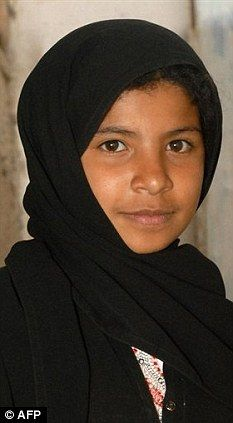 """Child bride, 12, dies in Yemen after struggling to give birth for THREE days    >>  While reading the attached story, one can only think of Sandra Fluke, who has suffered through years of a brutal """"war on women"""" during so many difficult years of self-funded contraception at an Ivy league law school.     Let us all take a moment of silent solidarity in honor of Miss Fluke – The Rosa Parks of a new generation."""