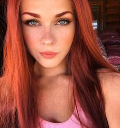 ce03e645e16c19d8438e7f9d77976b1c Redheads on a Tuesday? The Gods have smiled upon us all today (48 Photos)