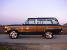 Jeep Grand Wagoneer - I want one, always have.
