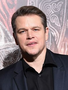 Actor Matt Damon attends the premiere of Universal Pictures' 'The Great Wall' at TCL Chinese Theatre IMAX on February 15, 2017 in Hollywood, California.