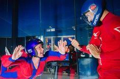 Ifly Atlanta Indoor Skydiving Indoor Skydiving Skydiving Experience Skydiving