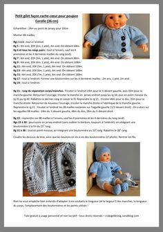 Knitting Dolls Clothes, Baby Doll Clothes, Knitted Dolls, Doll Clothes Patterns, Doll Patterns, Diy Clothes, Baby Dolls, Little Cotton Rabbits, Baby Knitting Patterns
