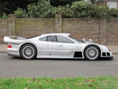 Mercedes CLK GTR for sale   Romans International