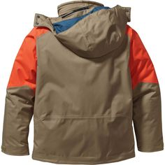 Patagonia Snowshot Insulated Jacket - Boys' | Backcountry.com