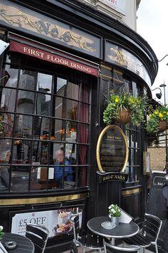 Bag O'Nails Pub, Victoria, London