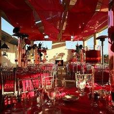 Reasons To Choose A Red Wedding Theme - Unique Red Wedding Theme Ideas | Bash Corner