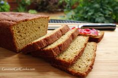 Gourmet Girl Cooks: Awesome Grain-Free Bread - Low Carb  Wheat Free