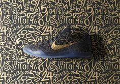 Nike iD graphics for #mambadayFollow What Are Those Kicks! for... http://SneakersCartel.com #sneakers #shoes #kicks #jordan #lebron #nba #nike #adidas #reebok #airjordan #sneakerhead #fashion #sneakerscartel