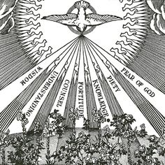 Sunday is Pentecost Sunday, the Feast of the Holy Spirit. The Holy Spirit goes by many titles. Here are 12 titles of the Holy Spirit — explained! Catholic Art, Roman Catholic, Religious Art, Catholic Memes, Catholic Beliefs, Religious People, Religious Pictures, Catholic Priest, Religious Symbols