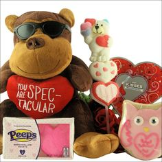 Spectacular Valentine: Valentine's Day Gift Basket for Kids