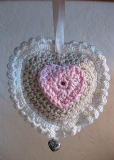 Crochet Stars, Crochet Cross, Cute Crochet, Vintage Crochet, Crochet Flowers, Crochet Baby, Knit Crochet, Granny Square Crochet Pattern, Crochet Diagram