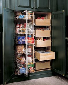 kitchen cabinet pantry 1 - ken kelly picture on VisualizeUs