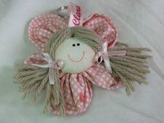 Lembrancinha boneca - Chaveiro