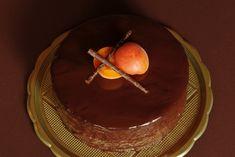 Meruňkový dort Cake, Desserts, Food, Lemon, Tailgate Desserts, Deserts, Kuchen, Essen, Postres