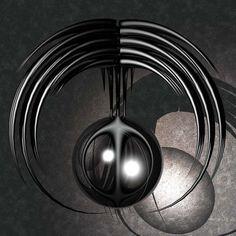 #Talismã #Dark #Ocult #Digital #3D #Bryce