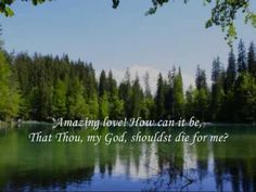 And Can It Be- Charles Wesley