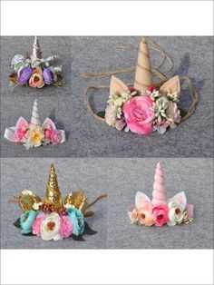 Clothing, Shoes & Accessories Persevering 6pcs Cute Kids Girl Baby Chiffon Toddler Flower Bow Headband Hair Band Headwear