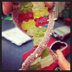 How to make a delicious dna double helix using candy school shutupandtakemymoney redditors say these items are worth any price ccuart Choice Image