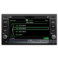 """2009 KIA Sportage Multimédia Récepteur DVD avec 7"""" Motorisé Ecran tactile 3G WiFi Entrée iPod Soutien GPS BT Radio Tuner 3 zones POP"""