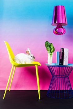 3 gorgeously creative ways to use bright colors and prints in your home