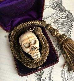 Check out this item in my Etsy shop https://www.etsy.com/uk/listing/535722103/antique-memento-mori-vanitas-18th