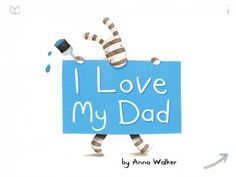 "I Love My Dad (by Anna Walker) :: Snappy Ant :: iPad only :: Great for a storytime about dads, zebras or playgrounds.  Very similar to the print book but with bonus adorable tap-activated animations :: No ""read it myself"" option, but iPad can be muted (although some of the pages delay the ability to turn the next page until the narrator is done reading) :: $3.99 :: 1+"