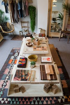 Shelter Collective via Everything Golden #shop #asheville #NC #handmade #handcrafted