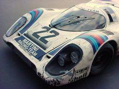 Porsche 917, winning car Le Mans 1971