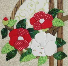 Caixa em patchwork embutido   A2atelier   Elo7