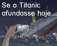 kkkk Titanic, Dankest Memes, Jokes, Frases Humor, Just Smile, Funny Moments, Funny Images, Laugh Out Loud, Funny Quotes