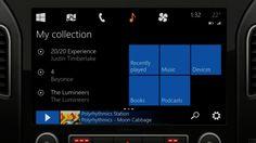 Microsoft unveils Windows in the car, battles Apple CarPlay | The Verge