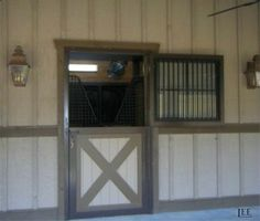 Barn End Doors, Barn Breezeway Doors, Horse Barn Sliding Doors